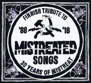 Mistreated Songs: Finnish Tribute To 30 Years Of Mistreat (2018) LOSSLESS