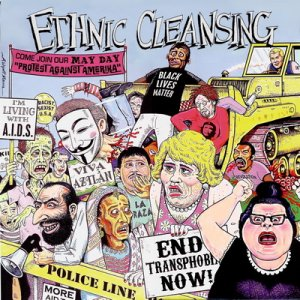 Ethnic Cleansing & Vaginal Jesus ‎- Pissing On Jew Pussies  (LOSSLESS)