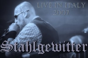 Stahlgewitter - Live in Italy 2007