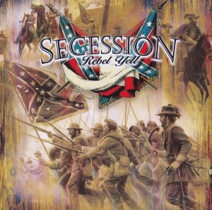 Secession - Rebel Yell (2018)