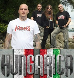 Hungarica - Discography (2007 - 2019)