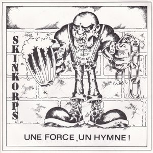 Skinkorps - Discography (1984 - 2003)