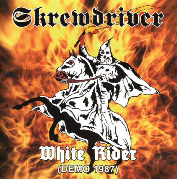 Skrewdriver - White Rider (Demo 1987) (2019)