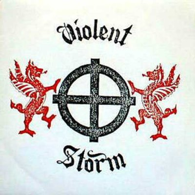 Violent Storm - Land of my father (EP 1990)